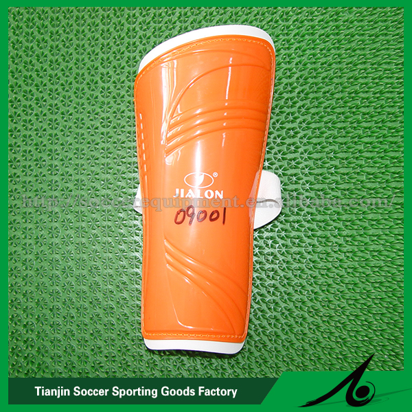 China Supplier High Quality Sports Safety Soccer Leg Guards Shin Protect