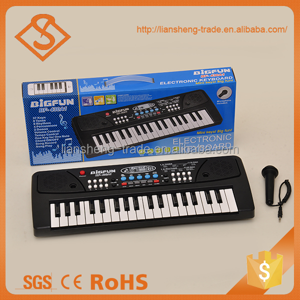 Educational product 37 keys electronic organ keyboard for kids