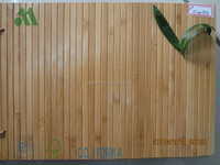 decorative bamboo wallpaper / bamboo wall covering