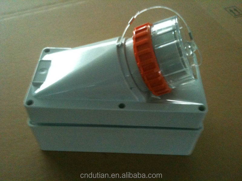 2014 HIOT SALE PRODUCT 56AI male female industrial plug and socket