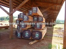 Pachyloba Timber Raw Materials Pure Wood Logs