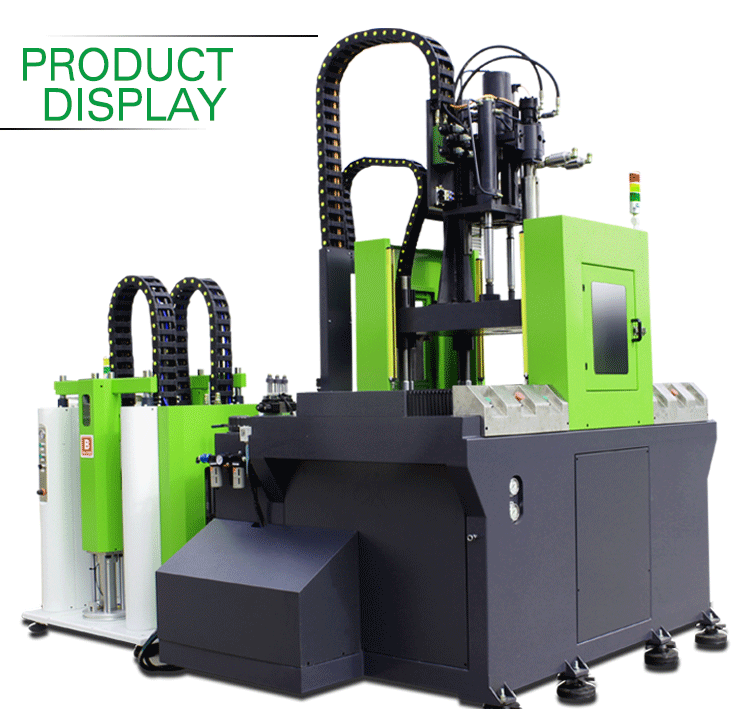 Customized New technology lsr injection molding machine/o ring making machine/auto rubber parts making machine