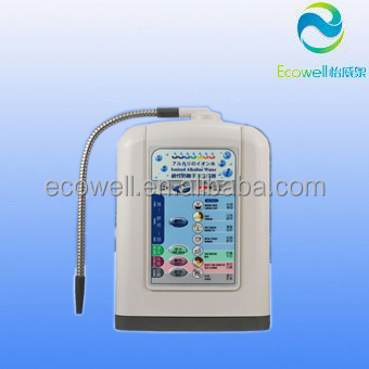 Japanese Alkaline Water Ionizer with good price and high quality