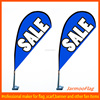 Sports event Promotional Beach Flag