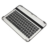 Aluminum Bluetooth Wireless Keyboard Aluminum Case Cover Skin For Samsung Galaxy Tab 1 2 10.1 Tablet P5100 P5110 P7500 P7510