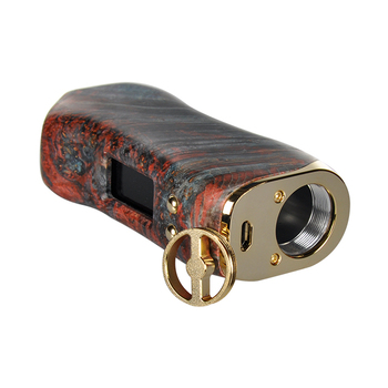 Asvape Gabriel 80W Pure Natural Stab Wood Material Ecig Mod In Stock