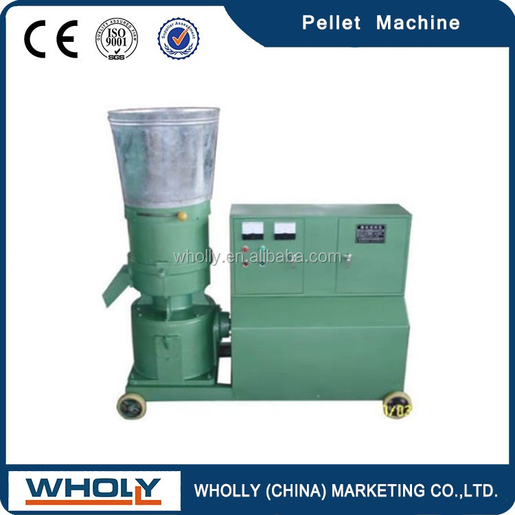 Wholesale Advanced Small Animal Chicken Fish Feed Pellet Machine
