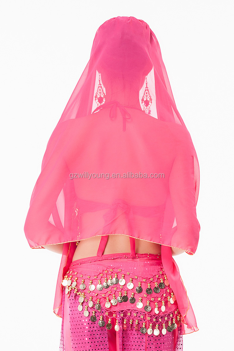 Seven-pieces/Unit Belly Dance Hot Selling Arabic Costumes