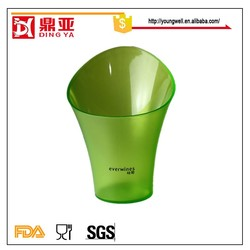 For party plastic champagne ice bucket/cooler/ acrylic ice bucket