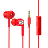 JOYROOM Headphones 3.5mm Plug Wired Shoelace Earphones with mic