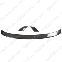 High Quality For A8 ABT style rear trunk spoiler wing for Audi A8 spoiler