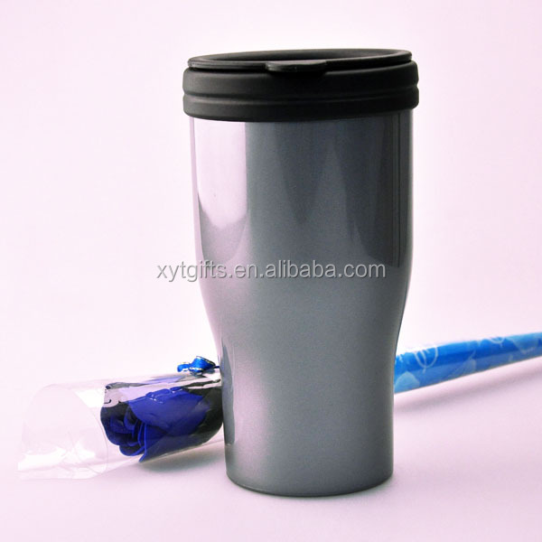 Eco Friendly Large Capacity 450ml Custom Coffee Mugs for Advertisement
