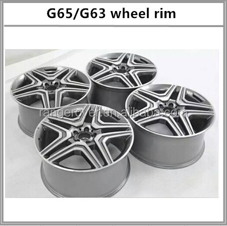 G65 G63 style AMG wheel rims for G-class w463