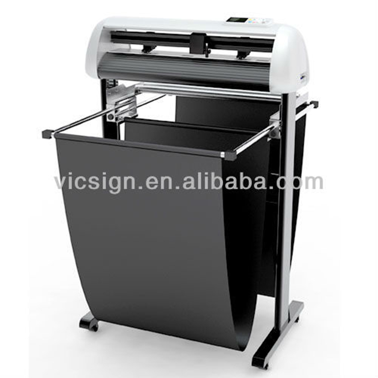 Sticker cutter plotter HW24'' with CE