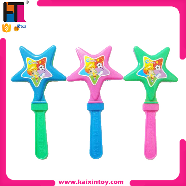 Plastic Party Suppliers Promotion Cheering Promotion Noise Maker Plastic Hand Clapper