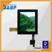 tft lcd display 2.4 inch mcu interface qvga 240*320 lcd with CTP