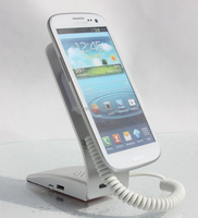 mobile phone stand to secure exhibition rack,High Quality mobile phone security systems anti-theft