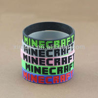 Factory Cheap Custom Silicone Bracelet