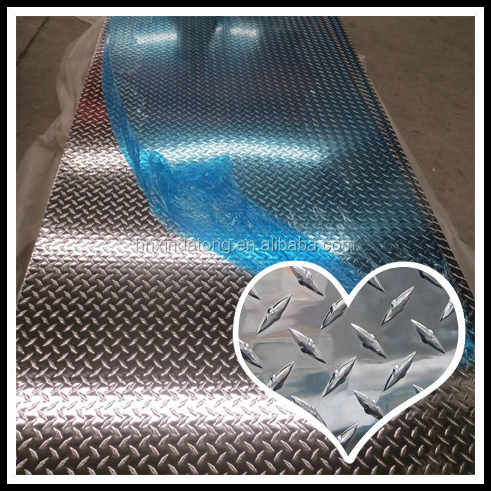diamond pattern aluminum sheet manufacturer