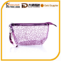 Fashion Girls Mesh Toiletry Kits for Travelling