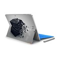 new design vinyl removable laptop protective skin sticker self adhesive skin for microsoft surface book