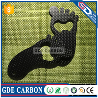 Carbon fiber sheet cnc cutting Hot sale matte top quality 0.80mm