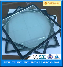 factory wholesale tempered laminated low E insulated glass
