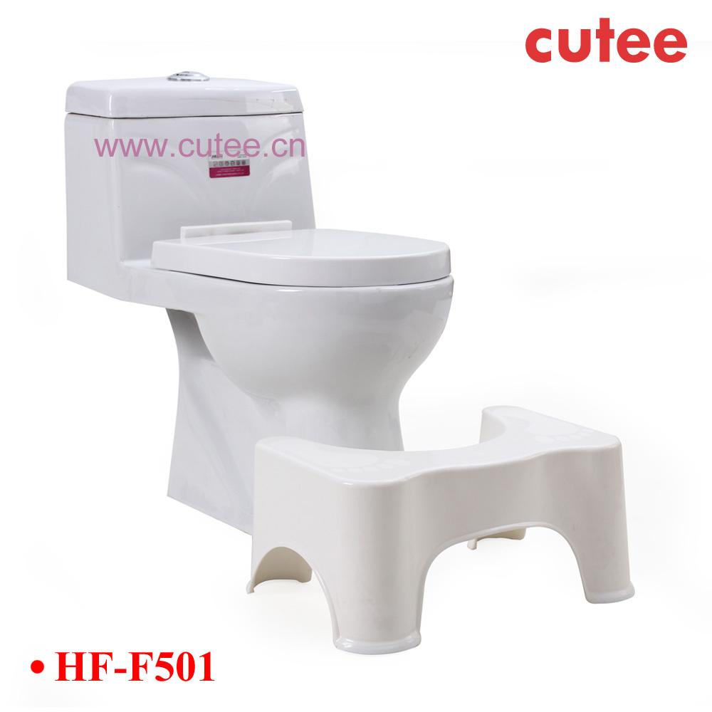 Step stool toilet training video