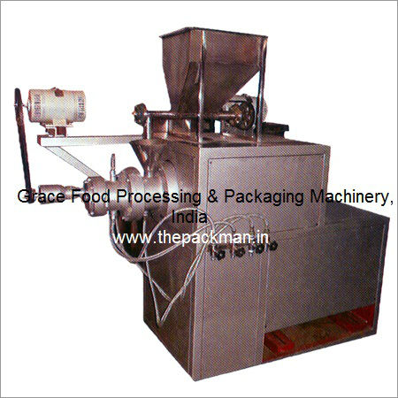 Corn Puffs Snacks Extruder Machine