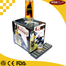 SSC-515mini Best selling electric liquor dispenser quick cold liquor dispenser with less time