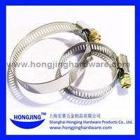 American Stainless Steel Hose Clamp