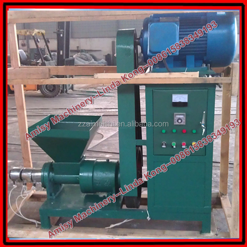 Wood Briquette Press Machines ~ Amisy fire wood briquette making machine for bbq buy