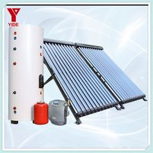 High Efficient Solar Radiator Heaters with Vacuum Tube Collector