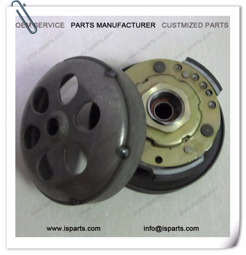 motorcycle parts FLY150cc clutch for Piaggio
