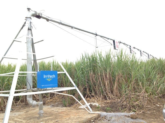 DYP 8210 High-Profile Center Pivot irrigation system for sugarcane