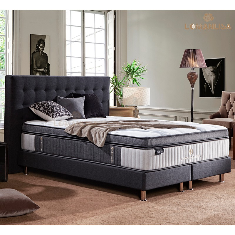 JLH pocket coil spring mattress with low price 47AA-09