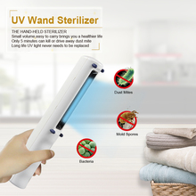 SG152 portable UV wand Sanitizer