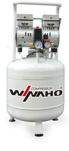 WEIHAO(china) manufacturer air compressors oilless/noiseless air compressors with high quality competive price