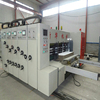 High Speed Flexo Printting Slotting Rotary Die cutting Machine(lead edge feeding)