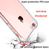 2016 newest hot sale phone case 3D shock proof soft TPU case for iphone 6s case for other phone