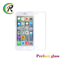 Wholesale lcd tv screen guard for iPhone 7 tempered glass screen protecto