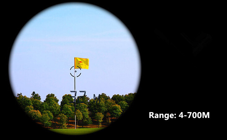 Multifunction Laser Range Finder