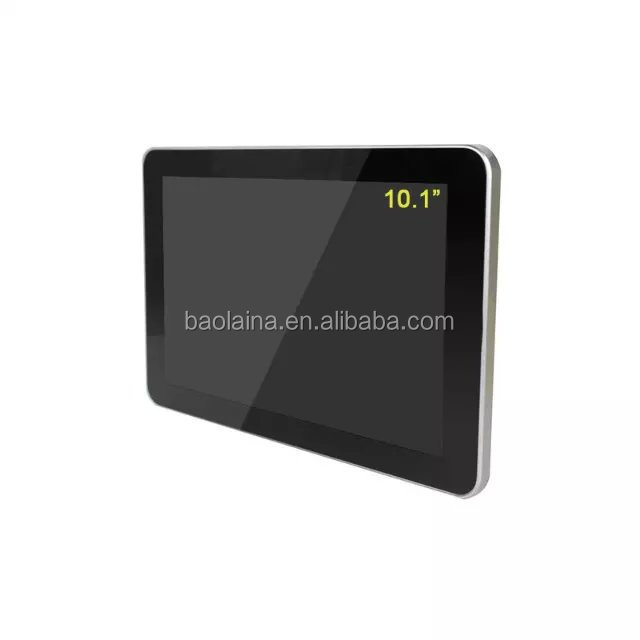 tft 10.1 inch usb capacitance touch screen lcd monitor
