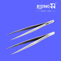 Sewing machine parts accessories TS-11 / high precision stainless steel tweezers