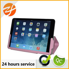 smart cover hand strap leather case for ipad mini 2 case wake/sleep function