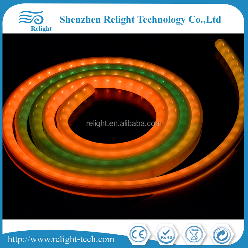 5050 150leds RGB led light strip 7.2W/m waterproof remote control flexible strip