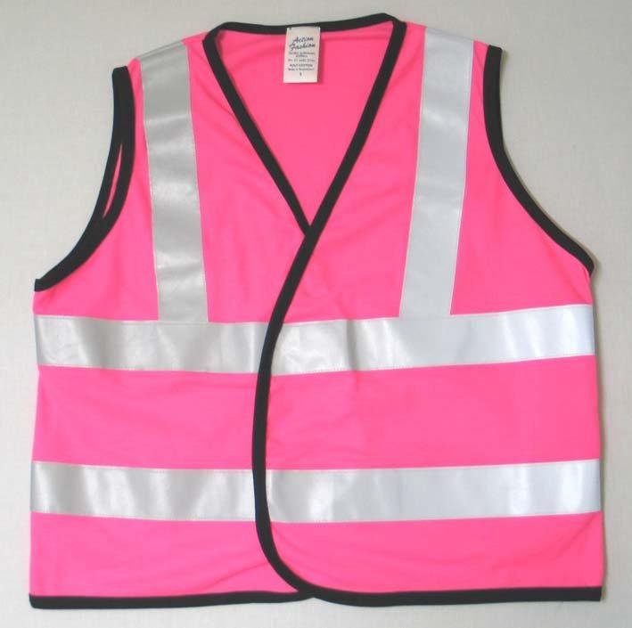 Pink Safety Jacket - JacketIn
