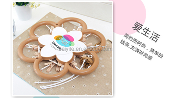 fashion sepcial design dry cleaning hanger