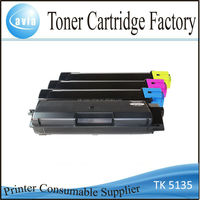 China market color toner kit TK5135 for Kyocera Taskalfa 265ci