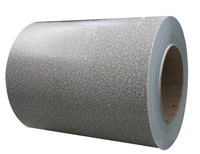Zinc cold rolled galvanized steel coil/sheet/organic coated steel with granite pattern